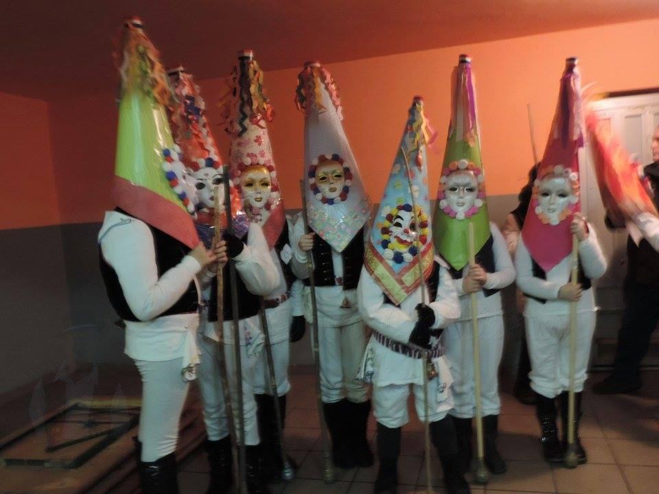 """Dječja folklorna priredba """"Mastibrk -  kolombrk"""""""