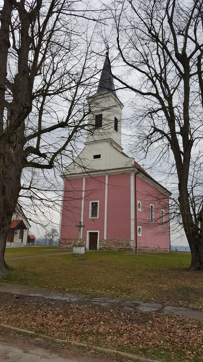 Župna crkva svetog  Jakova apostola Starijeg