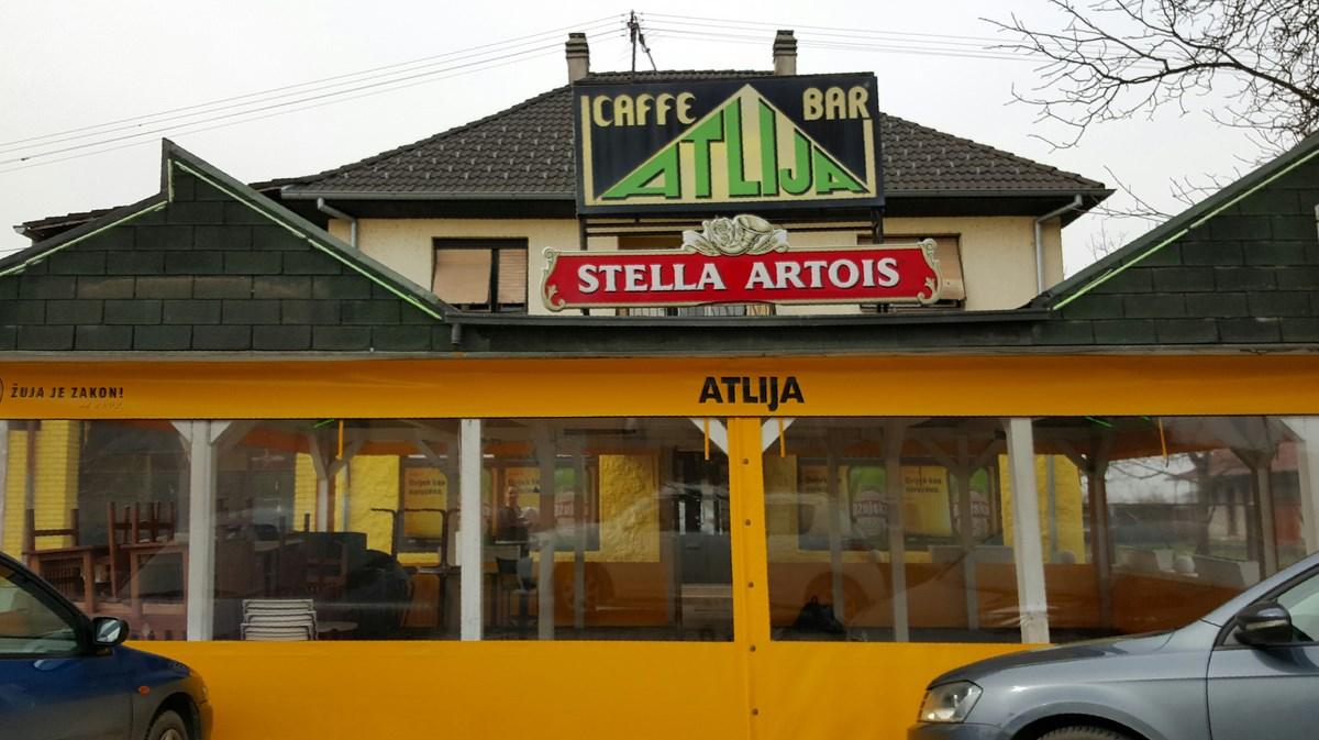 "Caffe bar ""Atlija"""