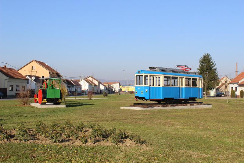 """Turističko-industrijski park """"Đuro Đaković"""""""