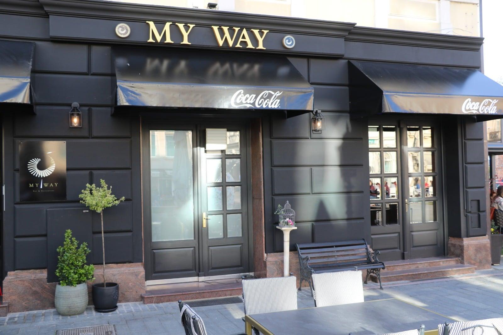 "Restoran ""My way"""